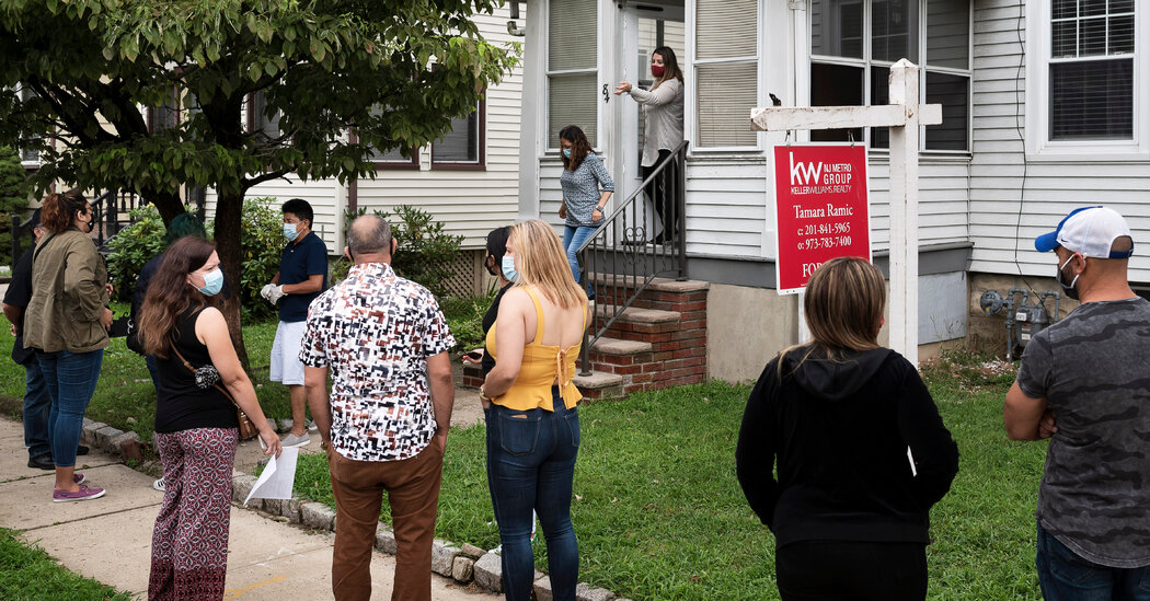 New Yorkers Are Fleeing to the Suburbs: 'The Demand Is Insane'
