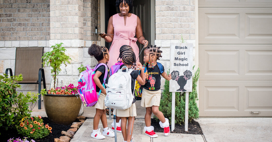Parents Join Forces to Rethink 'Back to School'