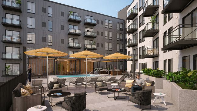The Asher Delivers 175 New Luxury Apartment Residences to The Heart of Minneapolis' Desirable Uptown Neighborhood
