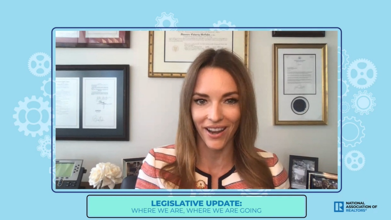 Legislative Update: Where We Are, Where We Are Going
