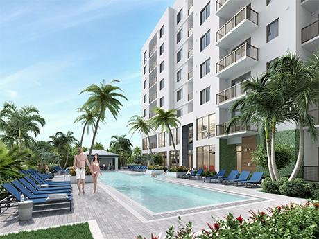 Walker & Dunlop Structures $67 Million Construction Loan for 304-Unit Shoma Village Apartment Community in South Florida Market
