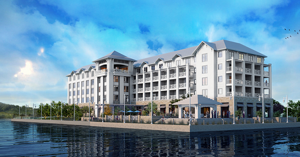 St. Joe Co., Panama City Ink Land Lease for New Hotel, Restaurant