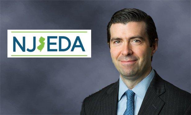 NJEDA CEO Tim Sullivan