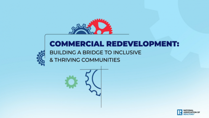 Commercial Redevelopment: Building a Bridge to Fair Housing & Thriving Communities