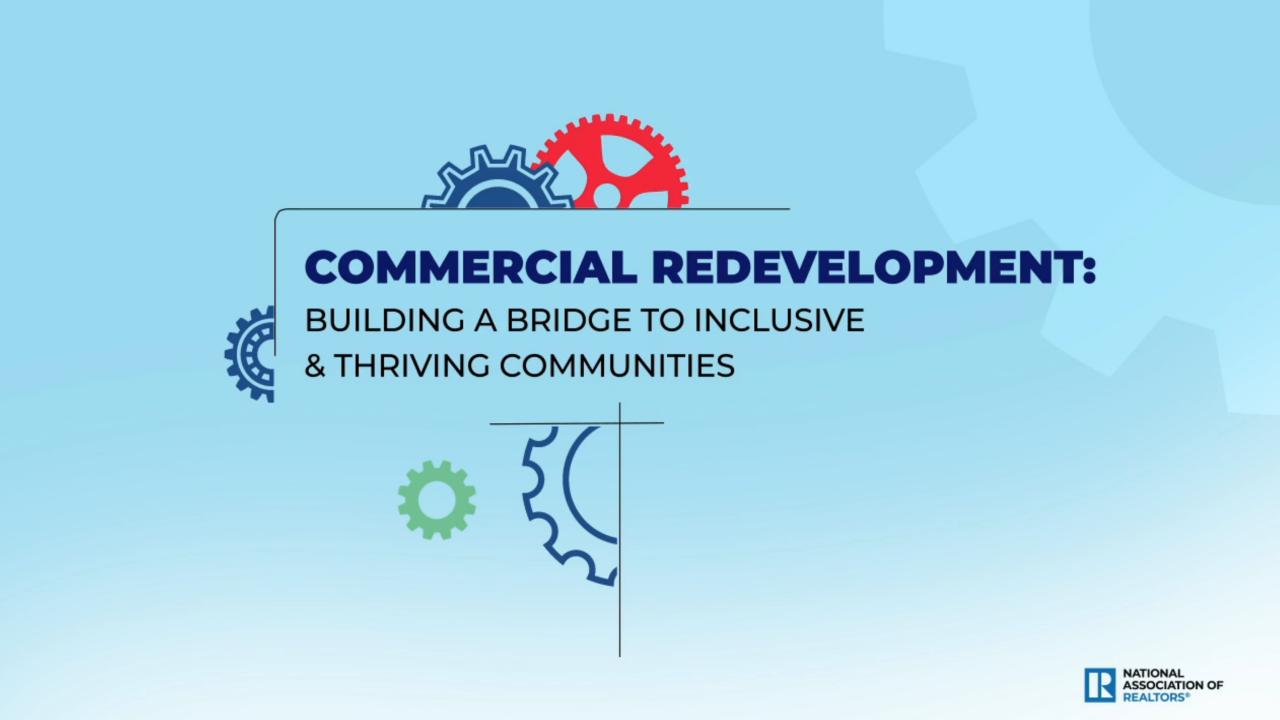 Commercial Redevelopment: Building a Bridge to Fair Housing & Thriving Communities