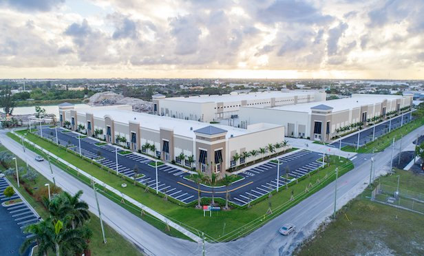 The Pompano Center of Commerce II at full build-out will total nearly 377,000 square feet.