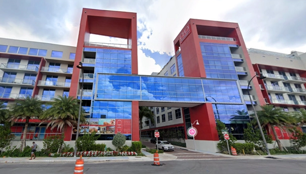 Coronavirus Thwarts Bidding for Costa Hollywood Beach Resort's Unsold Units