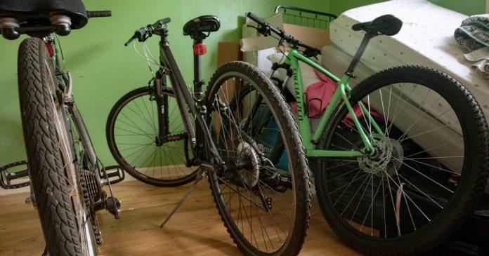 A New York Biker's Headache: Where to Store It
