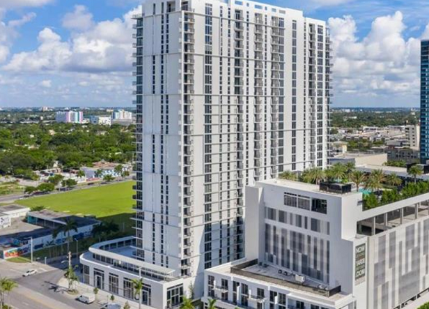 Wood Partners Secures $86M Refi for Miami's Yard 8