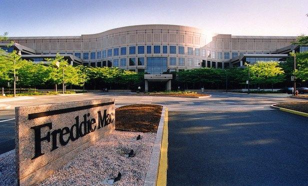Freddie Mac Multifamily Index Turns Negative