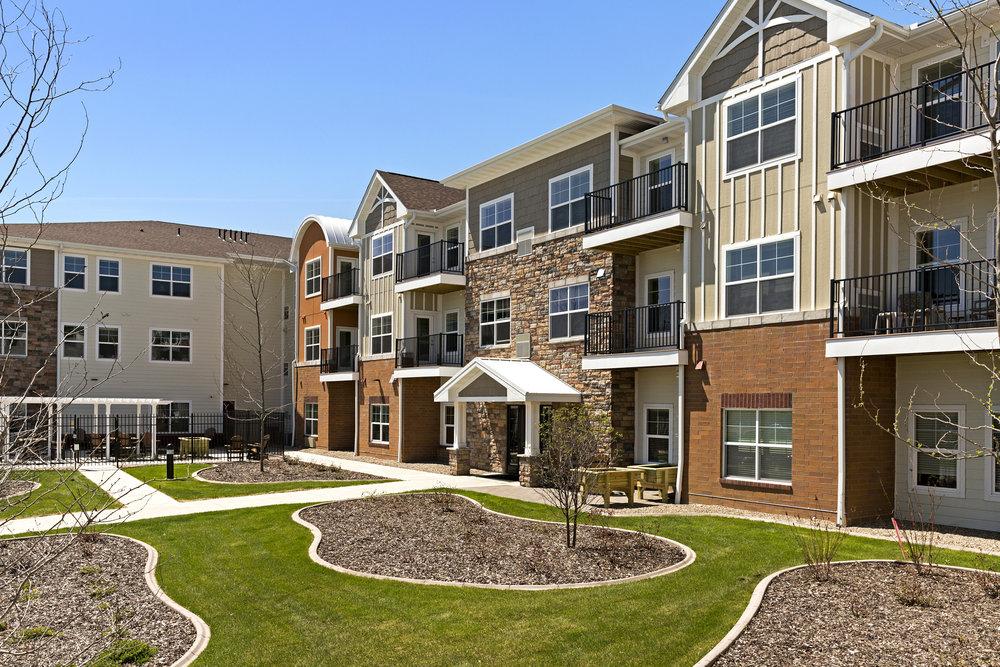 Lancaster Pollard Provides $25 Million Refinance Loan for 138-Unit Chaska Heights Senior Living Community in Minnesota