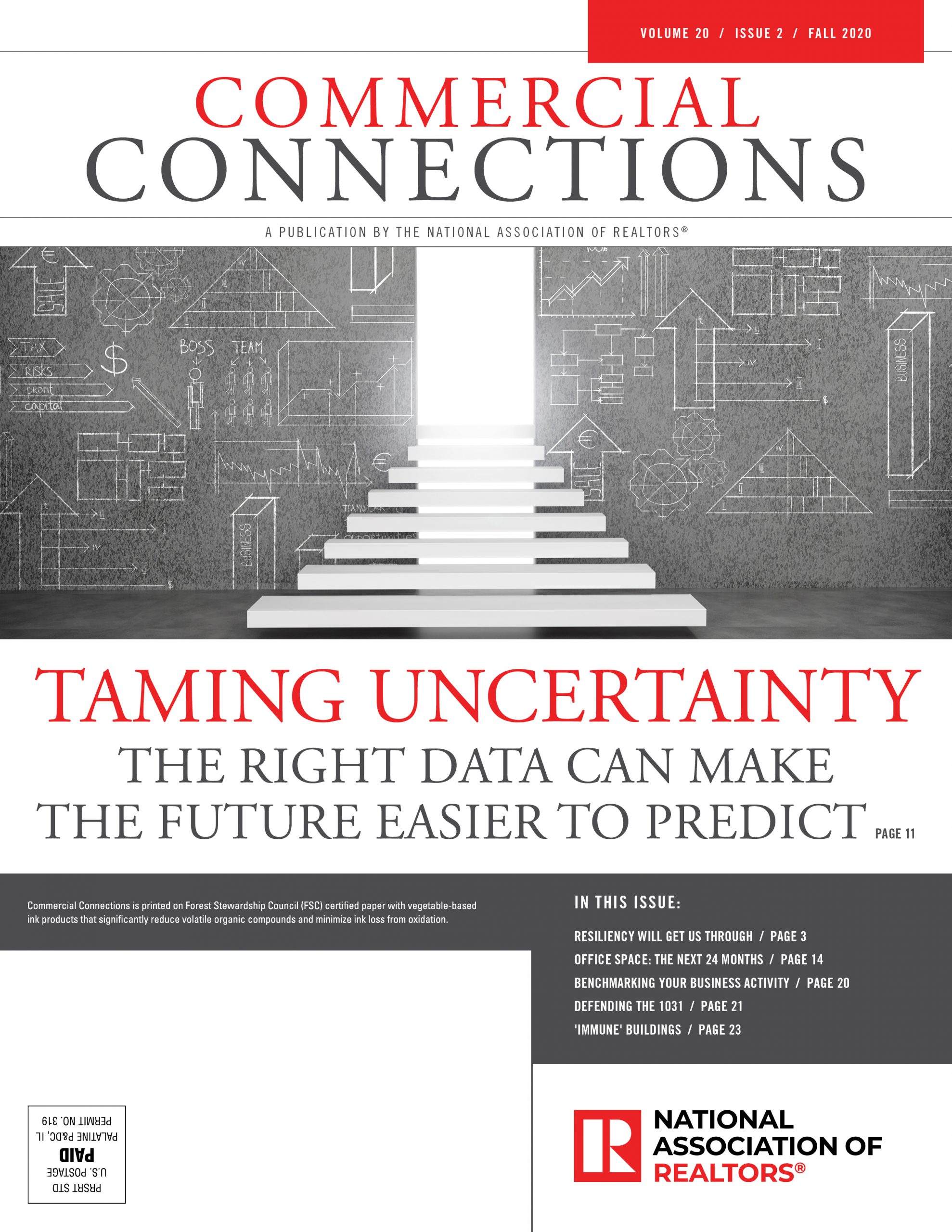Fall 2020: Taming Uncertainty