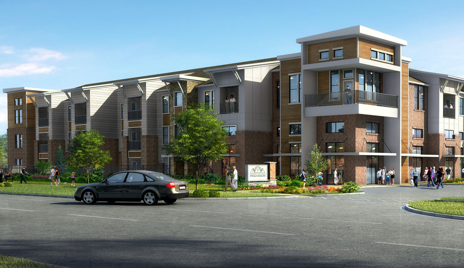 Gardner Capital Partners with City of Fate to Expand Senior Housing with Development of 185-Unit Mixed-Income Community