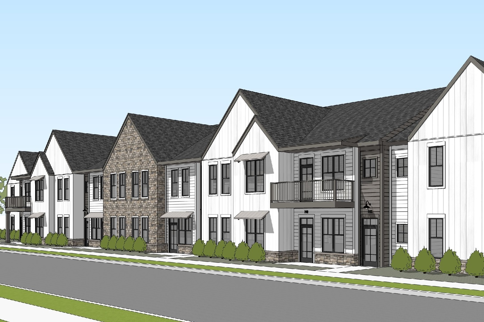 Leading Multifamily Developer Watermark Residential to Develop New 320-Unit Luxury Apartment Community in Grand Rapids
