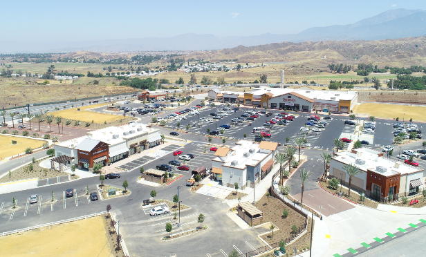 Lewis Retail Centers Sees Surge in New Activity