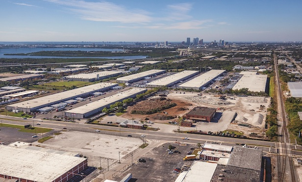 Tampa Distribution Center totals nearly 1 million square feet.