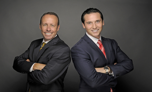 Tower Commercial Real Estate senior managing director Scott Allen and senior director Rob Foster are leading the new cannabis division.