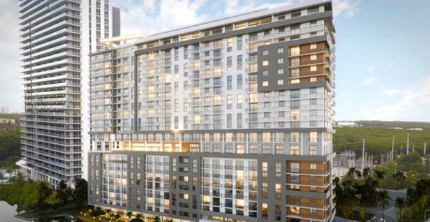 Apartment Developer Not Threatened by Coronavirus, Embarks on North Miami Beach Project