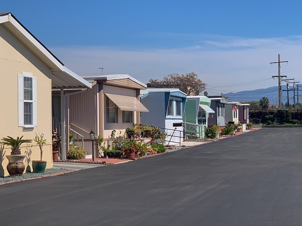 Blackstone Reportedly in Talks to Buy Manufactured Home Portfolio