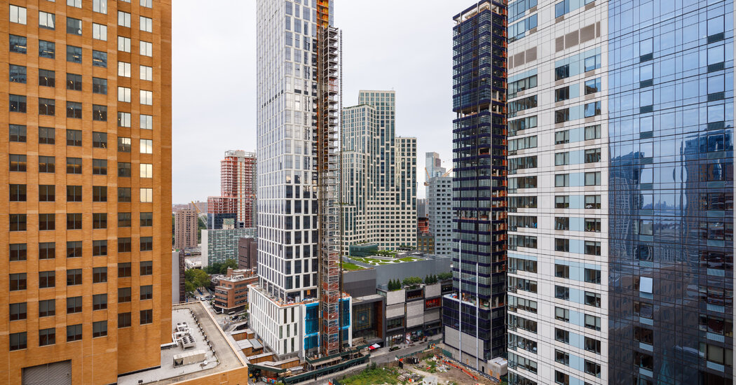 In New Development, Buyers Favor the Boroughs