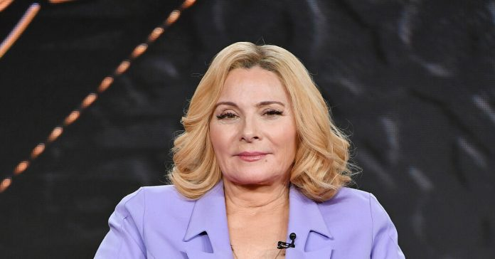 Kim Cattrall's Hamptons Home for De-Stressing From the City