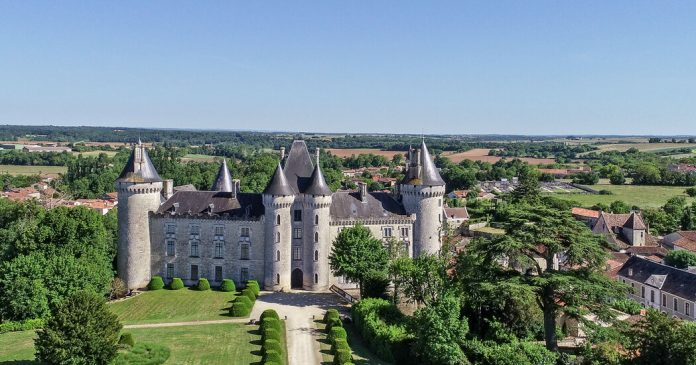 House Hunting in France: A Once-in-a-Millennium Castle for $3.3 Million