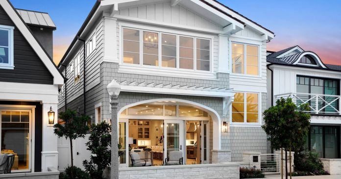 $4.5 Million Homes in California