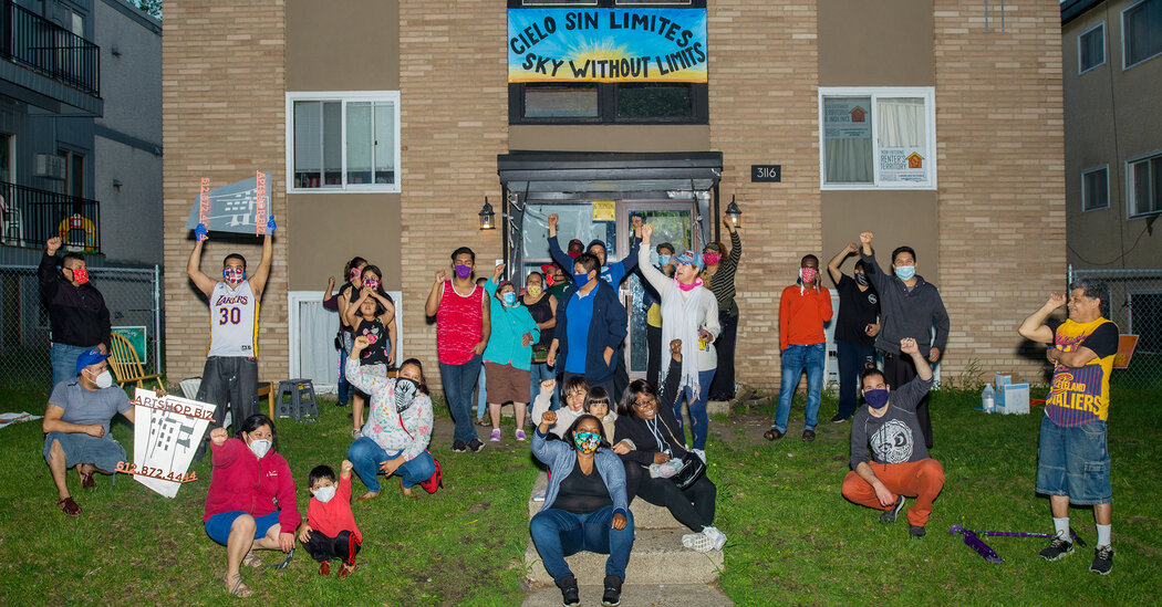 The Tenants Who Evicted Their Landlord
