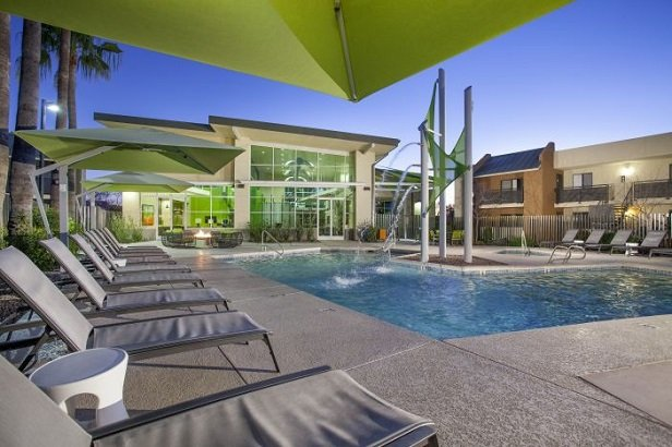 Western Wealth Capital Buys Tempe Apartment for $117.5M