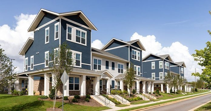 PointOne Holdings, Batson-Cook and Novare Group Sell 298-Unit The Promenade at Newnan Crossing Apartments in Metro Atlanta