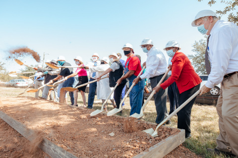 Gulf Coast Housing Partnership Begins Construction on New 80-Unit Affordable Housing Community with $500K Grant