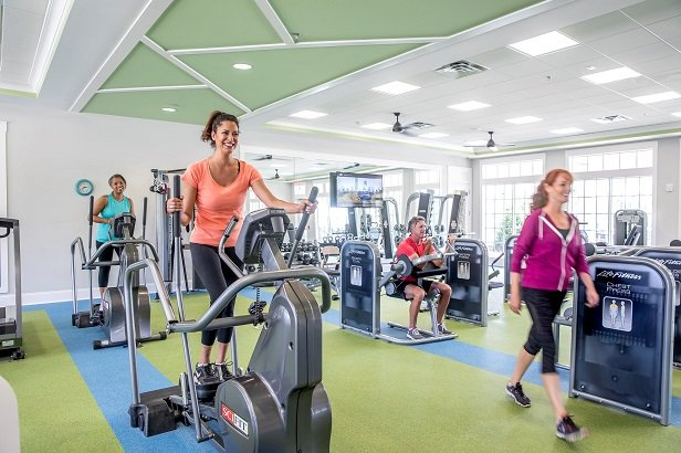 Gyms Show Signs of Recovery