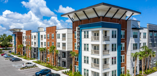 East Orlando Garden Apartment Community Trades for $66M