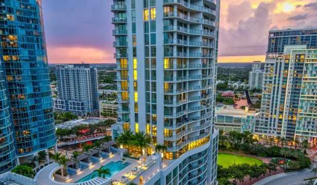 New Condo-Hotel Tower Sets Fort Lauderdale Height Record