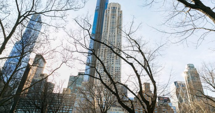 In a Quiet Month, More Big Sales at 220 Central Park South