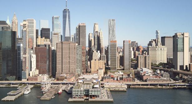 Howard Hughes Corp. Unveils $1.4B Plan for Lower Manhattan's Seaport