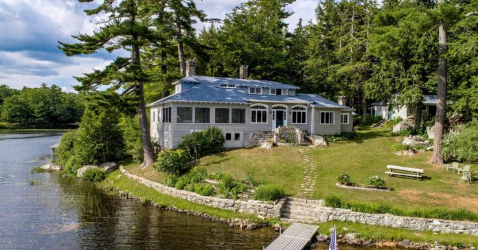 What $1.25 Million Buys You in Maine, Texas and New York