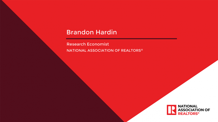 Commercial Real Estate Research Advisory Board - Slides from Brandon Hardin