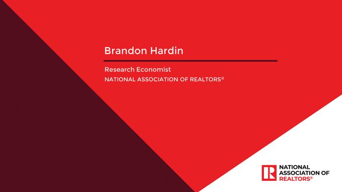 Commercial Real Estate Research Advisory Board - Slides from Brandon Hardin