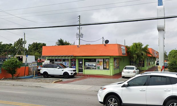 Hialeah Retail Building Trades for $1.35 Million