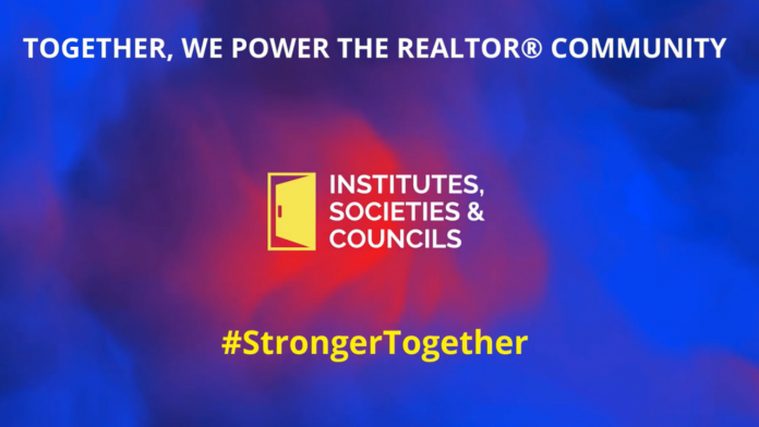 NAR's Institutes, Societies, and Councils