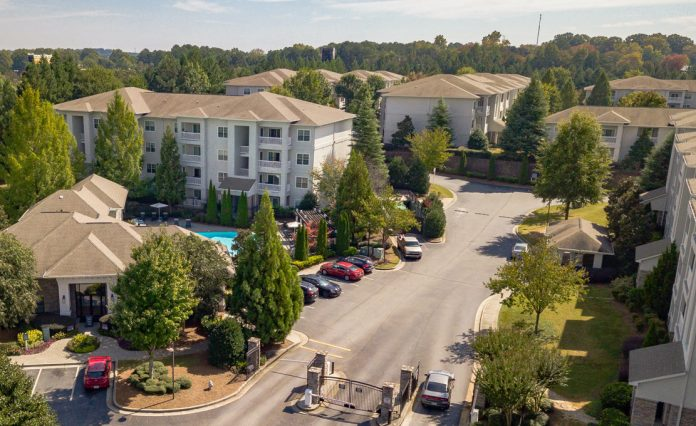 Venterra Realty Adds to Portfolio with $75 Million Acquisition of 372-Unit The Maddox Apartments in Duluth, Georgia