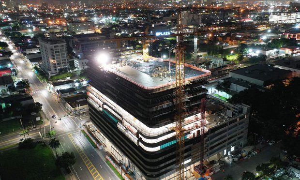 Office in Miami's Wynwood Tops Off With Questions Popping About the Sector