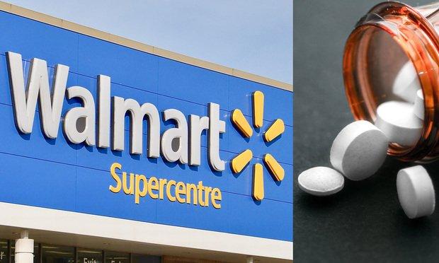 Former US Attorney Sues DOJ for Walmart Over Opioid Policies