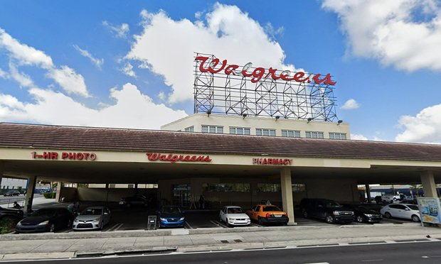 Miami Walgreens Sells for Nearly $7 Million