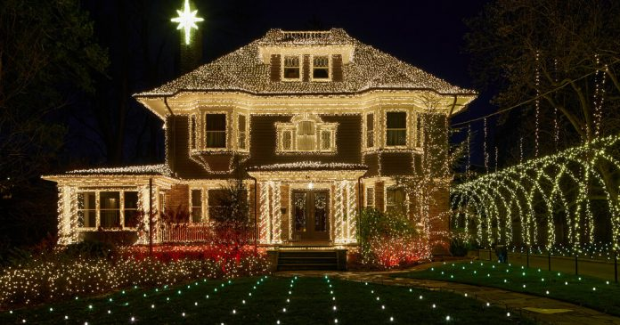 Holiday Lights Go Big This Year