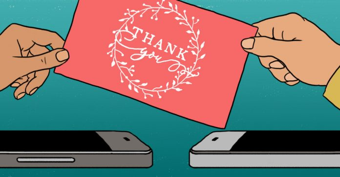 Is It Tacky to Give Holiday Tips Digitally?