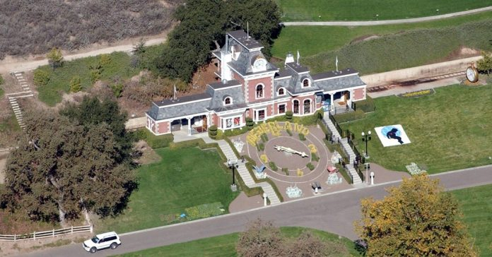 Neverland Ranch Is Sold for $22 Million