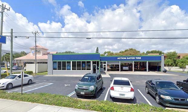 Deerfield Beach Auto Tire Shop Sells for $1.55 Million