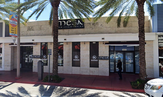 Surfside Retail Building Steps From Beach Trades for $1.4 Million